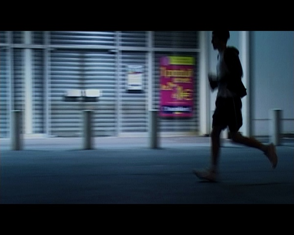 《马拉松人生》 Marathon Life 2005 (DVD播放DV摄像,彩色,有声 ,15'40'' 4:3)
