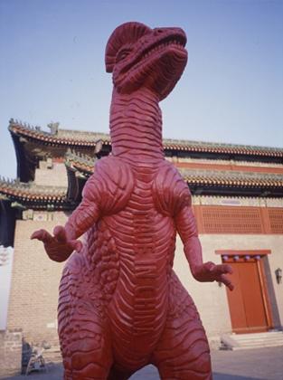 中国制造_雕塑, 玻璃钢涂漆, x3300mm