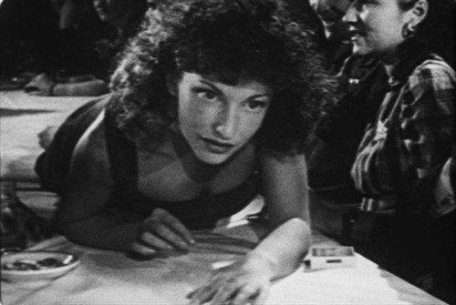 Film still of Maya Deren in At Land. 1944. USA. Directed by Maya Deren. © 2010 Estate of Maya Deren. Courtesy Anthology Film Archives.