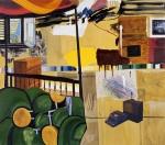 Dexter Dalwood 巴勒斯在丹吉尔burroughs in tangiers 2005