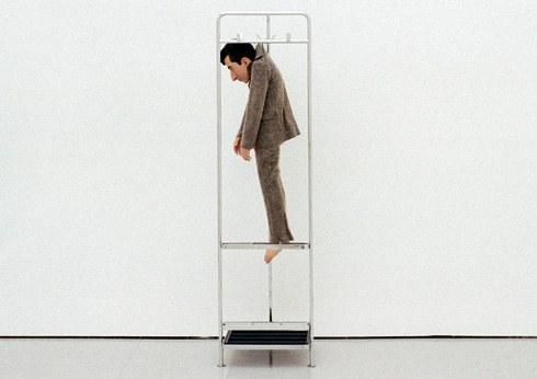 Maurizio Cattelan,La Rivoluzione siamo noi(我们即革命),2000