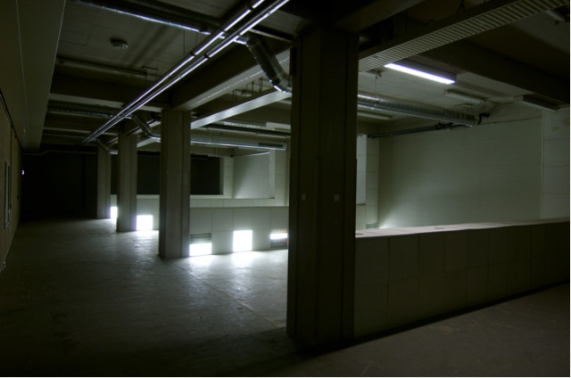 Schakels,w139,Amsterdam,2006.System ceiling materials,PC,21x6x3m