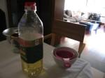 加25ml金龙鱼大豆油,玉米油皆可,拌匀