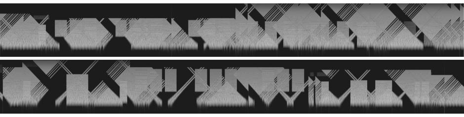 带条纹的房间,楼南立,电子原音,2分钟6首循环播放,2012