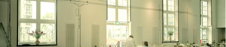 临时美术馆,Lloyd Hotel,阿姆斯特丹,荷兰,墙面乙烯绘画