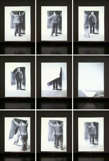 Kim Seungyoung 自画像 1999 供图:韩国现当代美术馆