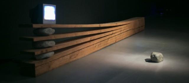 Park Hyunki 无题 装置 1991 供图:韩国现当代美术馆